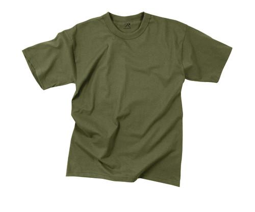 Moisture Wicking T-Shirt - Olive Drab