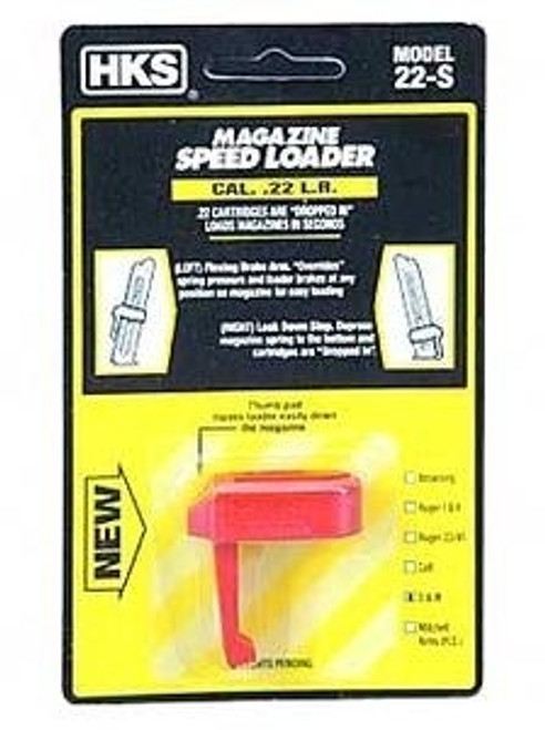 S&W 41/422/2214 22LR Mag Speed Loader