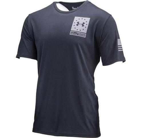 "Under Armour Men's UA Freedom ""Freedom Snake"" T-Shirt (Color: Black)"