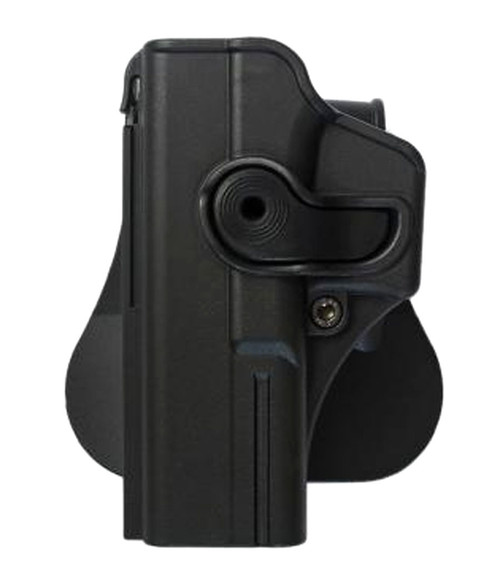 Glock 17/22 LH Level 2 Roto/Retention Paddle Holster