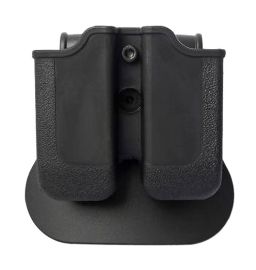 Glock 17/22 Double Mag Pouch Black