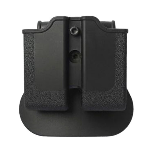 1911/Sig P220/P225 Double Mag Pouch Black