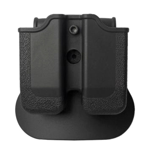 Beretta 92/96 Sig 226/229 Double Mag Pouch Black