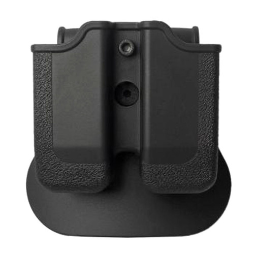 Beretta PX4/H&K/Ruger SR9 Double Mag Pouch Black