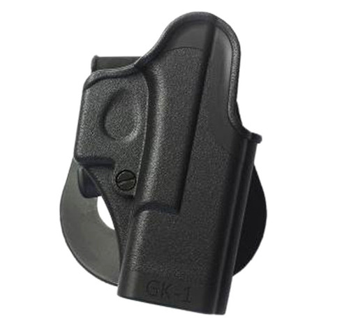 Glock 17/22 Level 1 One Piece Paddle Holster