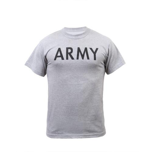 Hero Brand T-Shirt Army - Grey