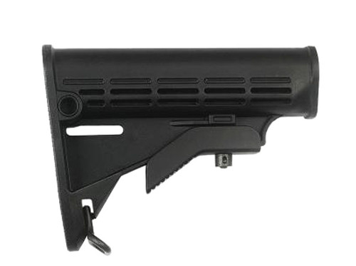 Enhanced M4 Stock Milspec Black