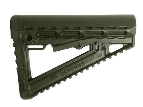Delta Stock Commercial OD Green