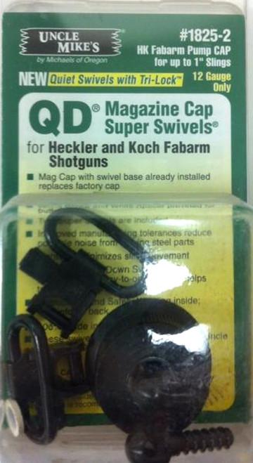 QD H&K Pump Cap Set