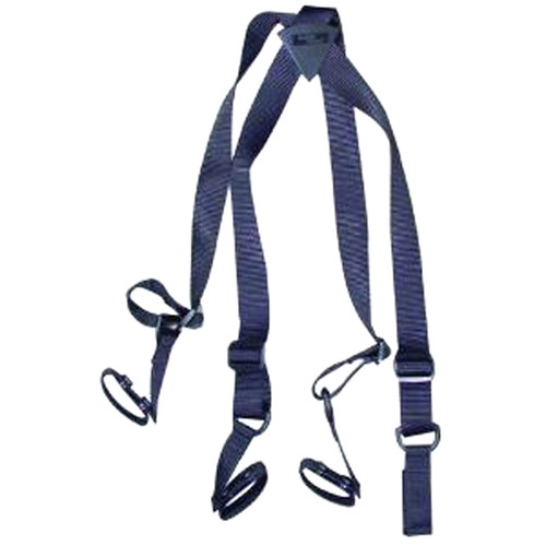 Duty Suspenders Sm/Med Black