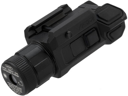 VISM by NcStar Green Laser with Strobe Capability for Pistols - BONEYARD