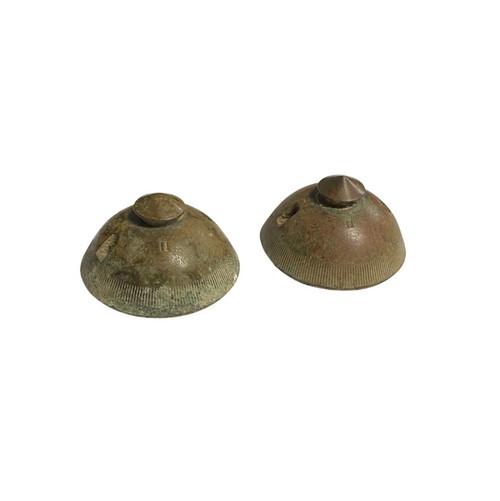 WWI German Fuze Caps