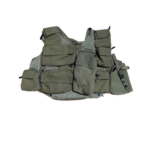 Survival Air Ace Snap Track Vest w/ extra pouches