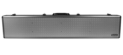 "Alumalock Single Rifle Case 47.5"" X 8.5"" Gray"