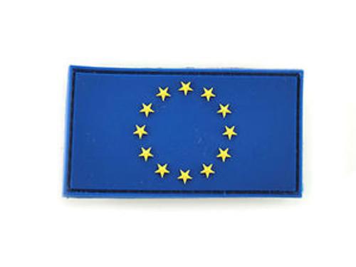 European Union National Flag PVC - Morale Patch