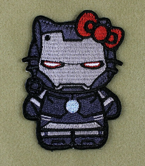 Hello Kitty Warmachine - Morale Patch