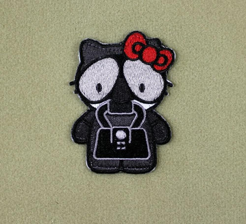 Hello Kitty SEAL Diver - Morale Patch