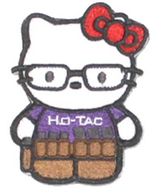 Hello Kitty Ho-Tac - Morale Patch