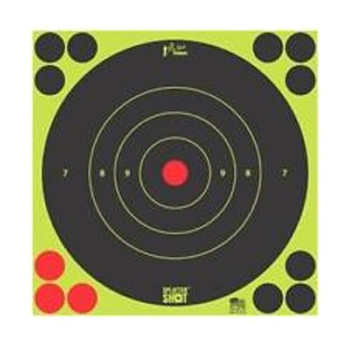 """Splatter Shot 8"""" Green Target 6/Pkg"""
