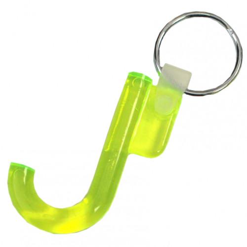 Neon Green Keychain UV Bore Light Illuminator