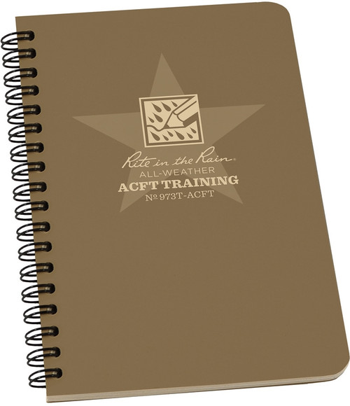 ACFT Physical Fitness Journal
