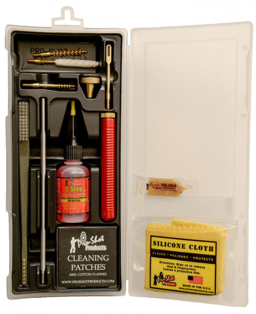 22 Cal Pitol Boxed Cleaning Kit