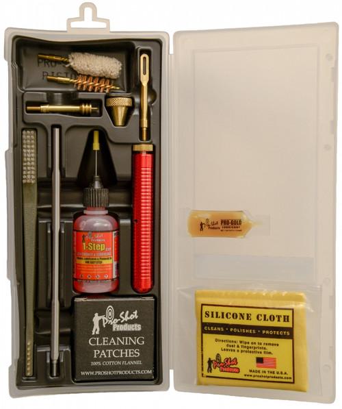 40 Cal/10mm Pistol Box Cleaning Kit