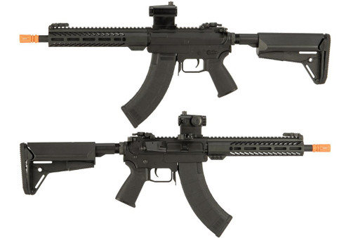 "CYMA Platinum SR-47 MK47 QBS Airsoft AEG Rifle (Model: 10"" M-LOK)"