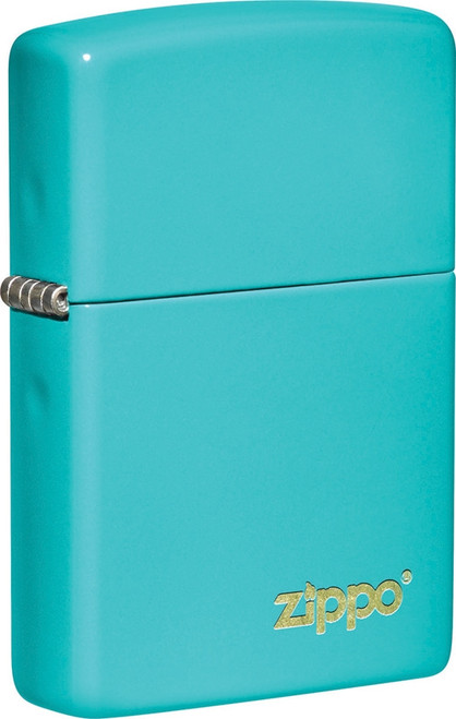 Classic Flat Turquoise Logo