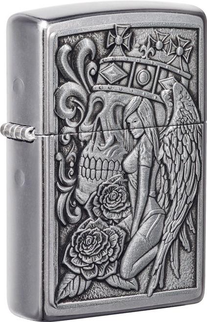 Skull And Angel Lighter