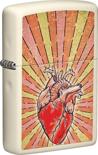 Heart Design Lighter