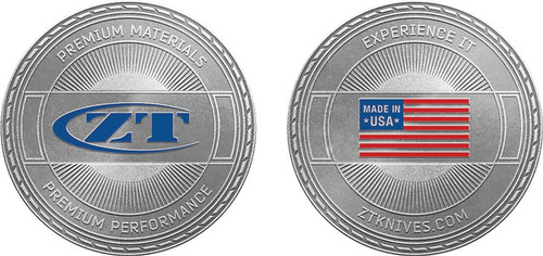 Challenge Coin - Experience It