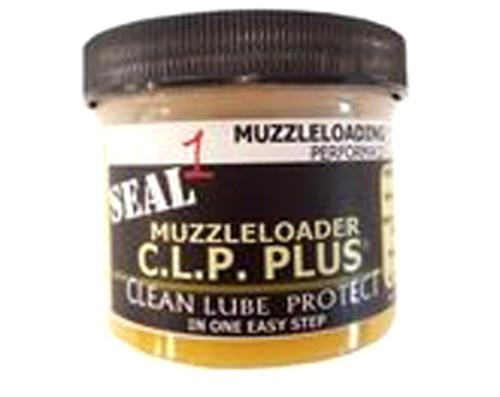 Seal 1 Muzzleloader CLP Plus Paste 4 Oz. Jar