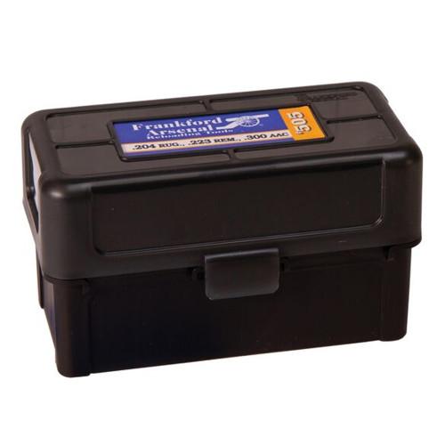 Hinge-Top Ammo Box 505 222-223 50CT