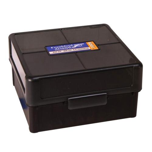 Hinge-Top Ammo Box 1003 38/357 100CT