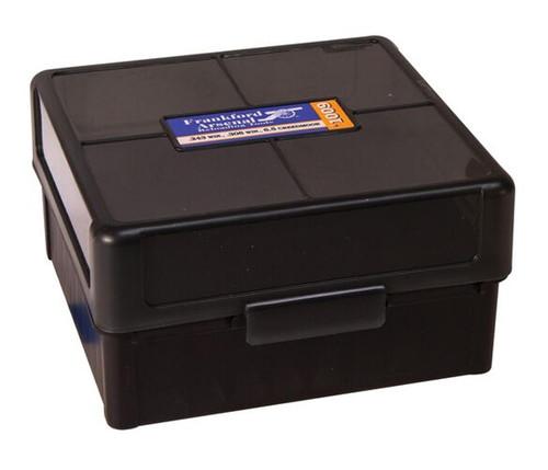 Hinge-Top Ammo Box 1001 380-9mm 100CT