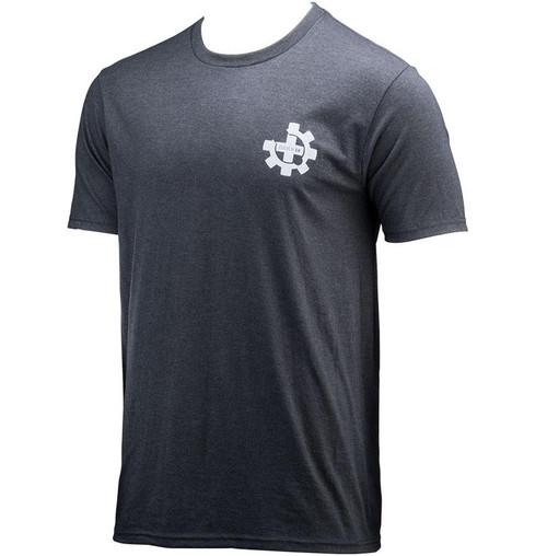 "Eleven-10 ""Bad S#%t"" Short Sleeve T-Shirt (Color: Heather Black / X-Large)"