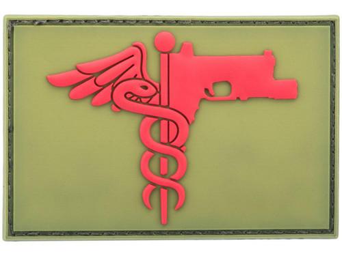 MUSA Trauma Logo PVC Morale Patch