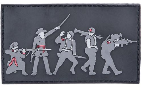 MUSA American Bloodline PVC Morale Patch