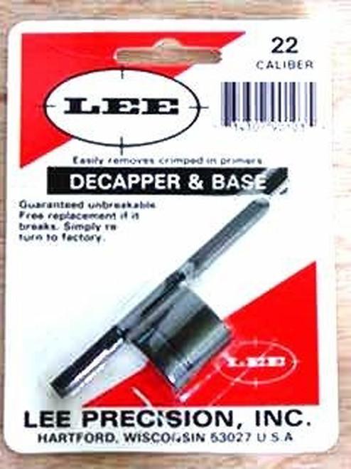 22 Cal Decapper & Base