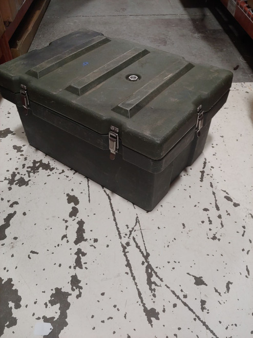 Canadian Armed Forces 'Hay Box' Rugged Food Container