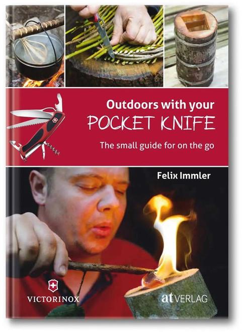 Outdoors Pocket Knife Book