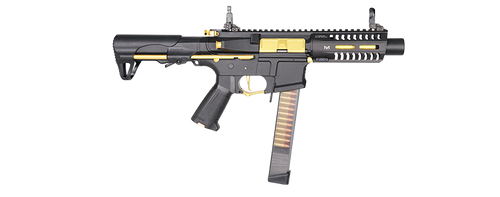 G&G ARP9 Stealth Limited Edition Gold with SS-50 Mock Suppressor (2021 Model)