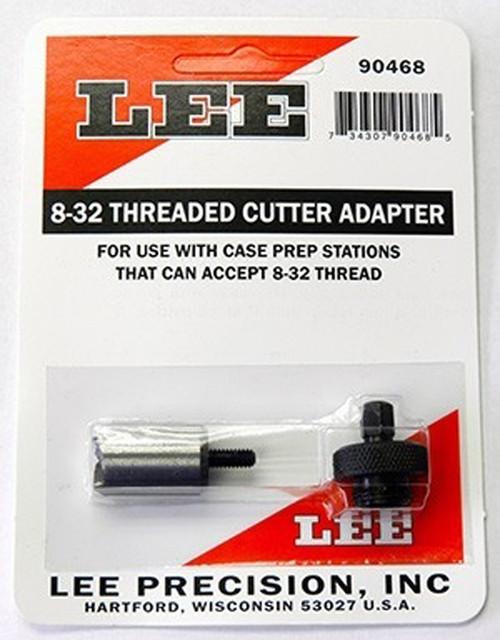 Large 8-32 Threaded Cutter & Lock Stud