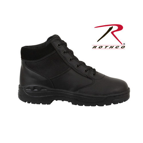 "Forced Entry 6"" Security Boot - Black"