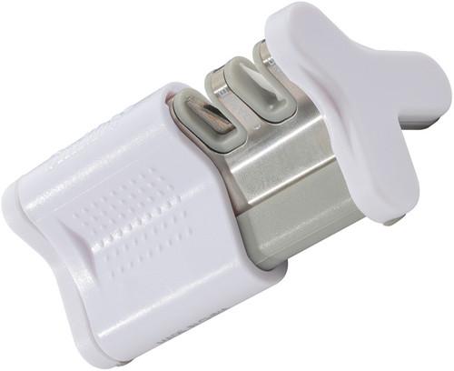 Slide Sharp 2 Sharpener White