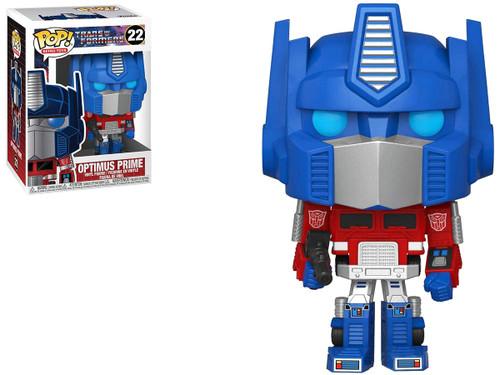 Funko POP! Transformers Vinyl Figure (Model: Optimus Prime)