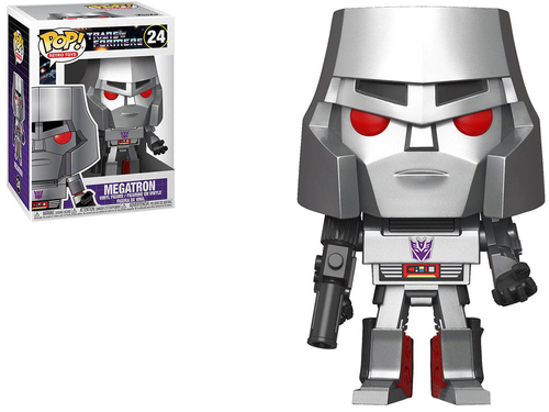 Funko POP! Transformers Vinyl Figure (Model: Megatron)