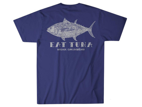 "Grundens ""Eat Tuna"" T-Shirt"