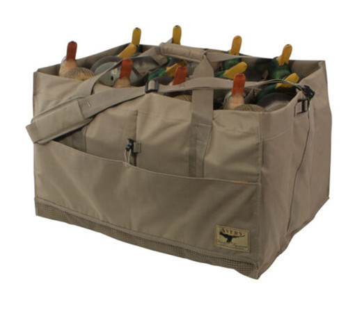 12 Slot Duck Bag Field Khaki
